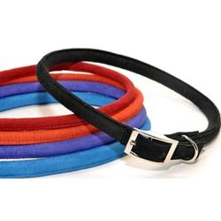 Dogline Comfort Microfiber Round Collar