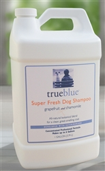 Super Fresh Dog Shampoo - Professional Gallons