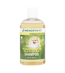 12 oz Peppermint & Tea Tree Oil Shampoo (SLS-free)