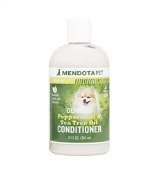 12 oz Peppermint & Tea Tree Oil Conditioner