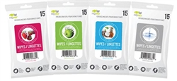 Bamboo Pet Wipes