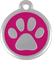 The Red Dingo Premium QR Tags - Small