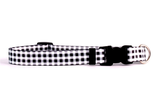 Gingham Black Collection