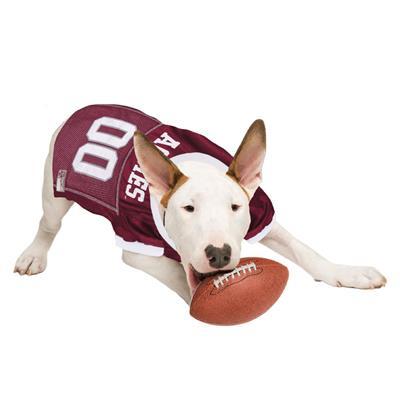 Texas A&M Dog Jersey