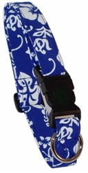 Newport Blue Beach Dog Collars and Leashes