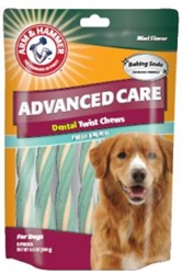 Arm & Hammer™ Dental Twist Chews