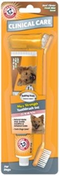 Arm & Hammer™ Clinical Care Max Strength Plaque Cleaning Set