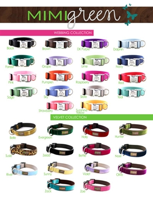 Engraved Buckle Collars Point of Sale System