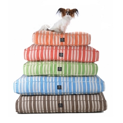Cover for Eco-friendly Classic Stripe Rectangle Bed (Cover Only)