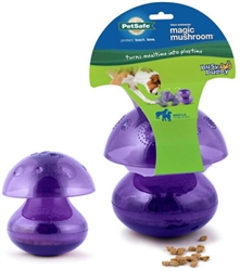Busy Buddy® Magic Mushroom™ - Small Dogs