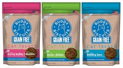 Buddy Biscuits® Grain Free Cat Treats