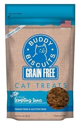 Buddy Biscuits Grain Free for Cats