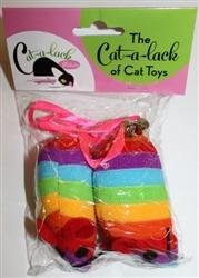 Rainbow Mice 2 pc Pack