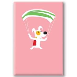 Parachute - Fridge Magnet
