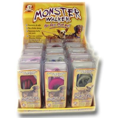 Monster Walker Display