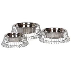 Castro Platinum Pet Bowls