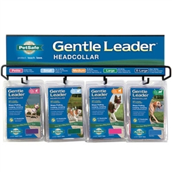 Gentle Leader® Headcollar 16 Piece Display
