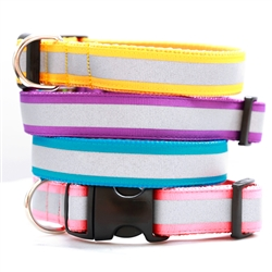 Reflective Dog Collars & Leashes