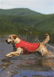 Kurgo Surf n Turf Pet Life Jacket | Winter Dog Coat