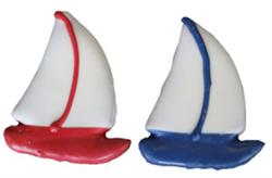 Assorted Sail Boats