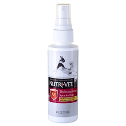 Nutri-Vet Hydrocortisone Spray for Dogs - 4oz.