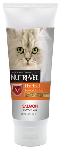Hairball Paw-Gel for Cats SALMON FLAVOR