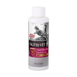 Anti-Diarrhea Liquid for Cats - 4 oz