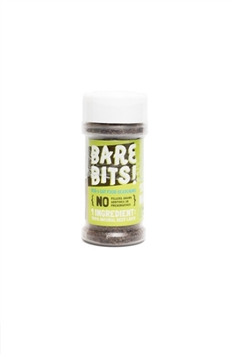 Bare Bits Beef Liver Food Topping - 3 oz Shakers