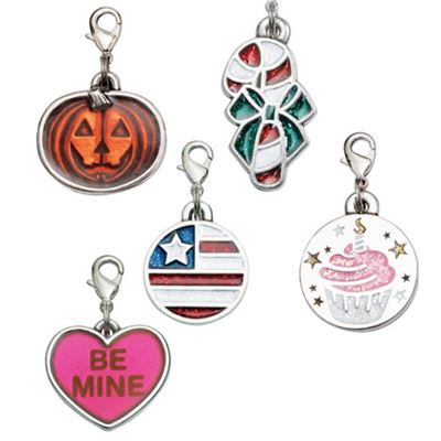 Holiday Charms Collection