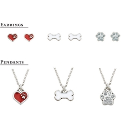 Bitty Symbols Jewelry Collection
