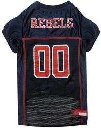 Mississippi Rebels Dog Jersey