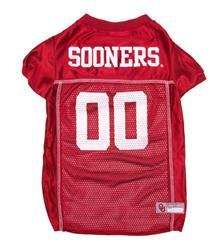 Oklahoma Sooners Dog Jersey