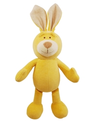 Lucy Bunny Plush Cotton Toy w/ Squeaker