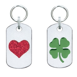 Small Doggie Tag Pet ID Tags