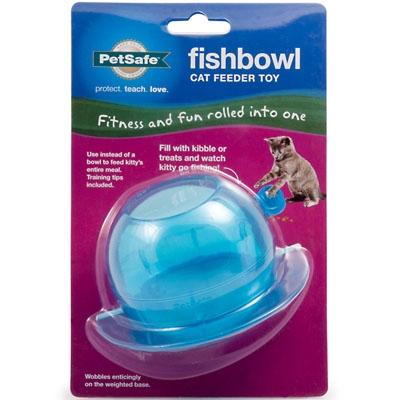 PetSafe® Fishbowl Cat Feeder Toy