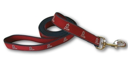 Los Angeles Angels Leash - Reflective - ****2 S, 2 LG Left****