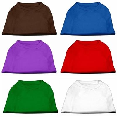 Plain Blank Shirts