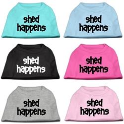 Shed Happens Screen Print Shirts