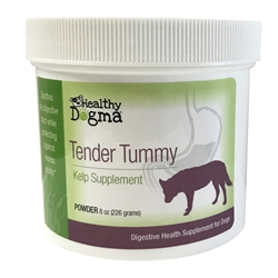 Tender Tummy Digestive Health Supplement for Dogs by Healthy Dogma