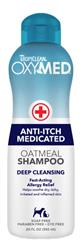 Oxy-Med® Anti-Itch Medicated Shampoo 20 oz. bottle