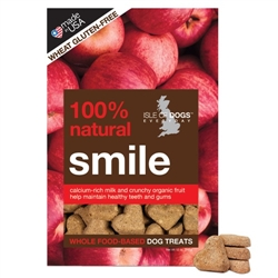 100% Natural Smile Treat