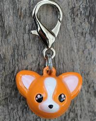 Jingle Bell Chihuahua Collar Charm