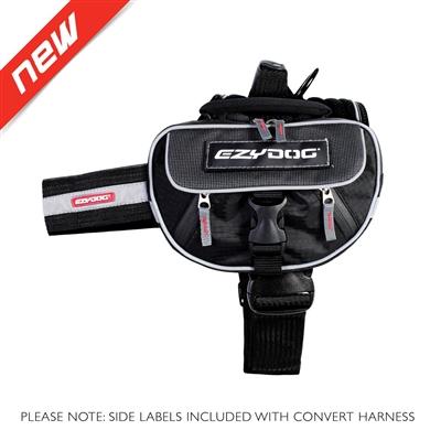 EzyDog Convert Saddle Bags