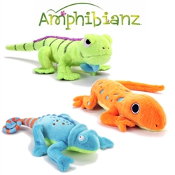 Amphibianz Toys with Chew Guard™