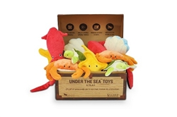 Under the Sea Toys (15 toys with FREE POS display box)