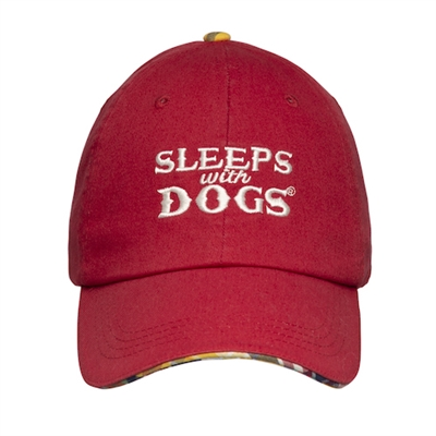 BARKOLOGY® SLEEPS WITH DOGS® - RED