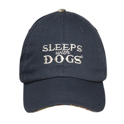 BARKOLOGY® SLEEPS WITH DOGS® - NAVY