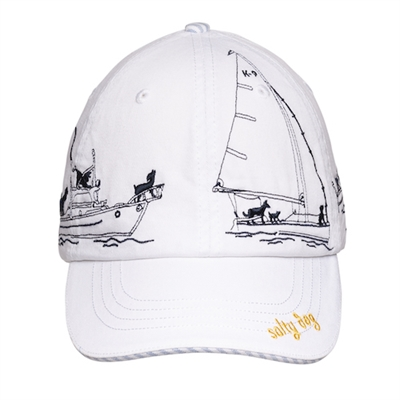 BARKOLOGY® SALTY DOG - WHITE