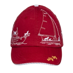 BARKOLOGY® SALTY DOG - RED