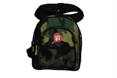 "SarahTom-Green Camouflage 9"""
